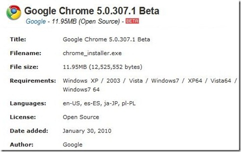 chrome5beta